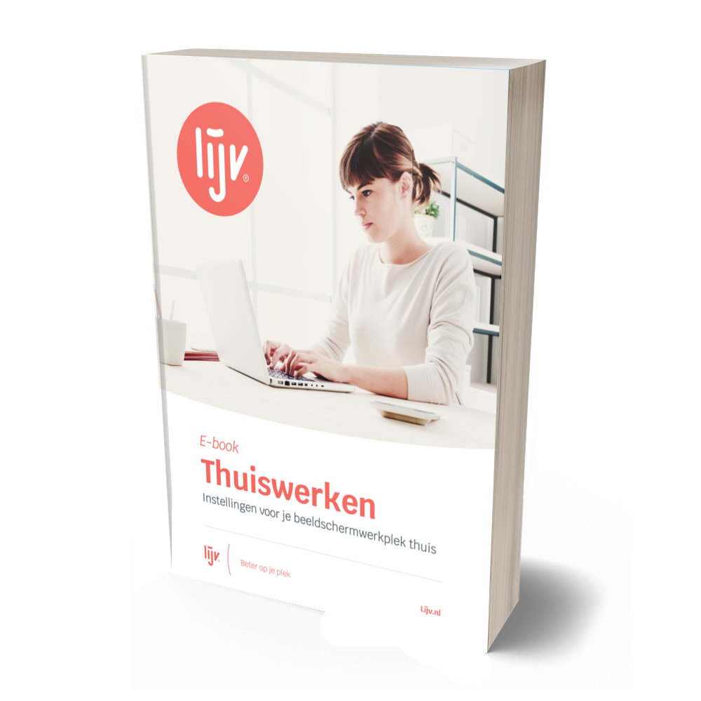 E-book Thuiswerken mock-up 1000 x 1000