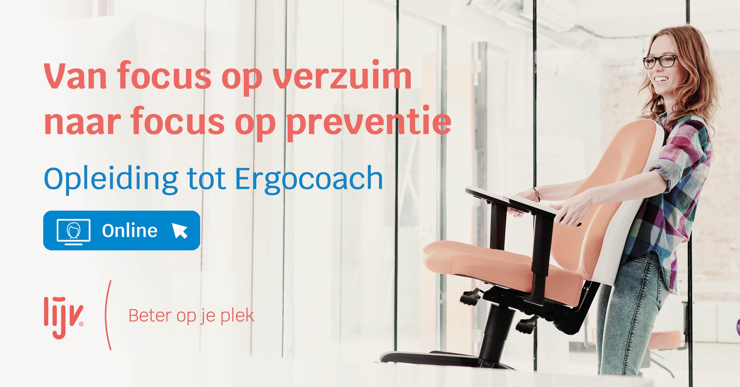 Opleiding tot Ergocoach Online