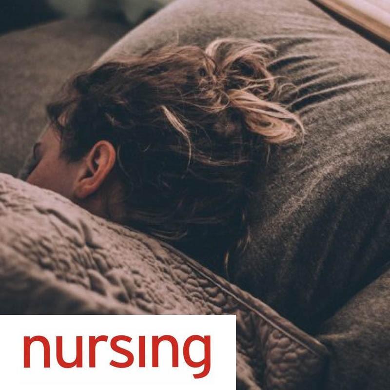 Artikel Goede Nacht in Nursing.nl